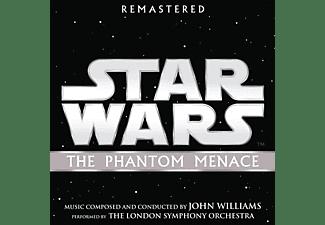 John Williams, The London Symphony Orchestra - Star Wars: The Phantom Menace  - (CD)