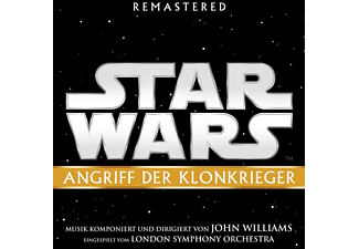 London Symphony Orchestra - Star Wars: Angriff Der Klonkrieger  - (CD)