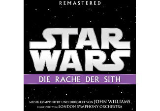 John Williams, London Symphony Orchestra - Star Wars: Die Rache Der Sith - (CD)