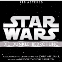 John Williams, London Symphony Orchestra - Star Wars: Die Dunkle Bedrohung [CD]