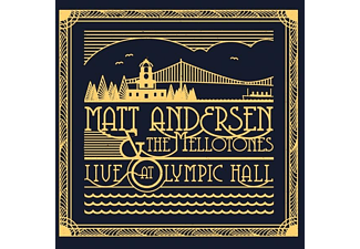 Matt & The Mellotones Andersen - Live At Olympic Hall (LP)  - (Vinyl)