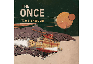 The Once - Time Enough  - (CD)