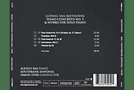 Alessio Bax - Klavierkonzert 5/Werke für Piano solo [CD]