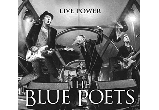 Blue Poets - Live Power  - (CD)
