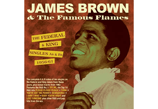 James Brown, The Famous Flames - The Federal & King Singles  - (CD)