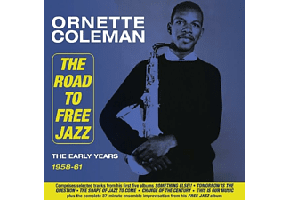 Ornette Coleman - The Road To Free Jazz  - (CD)