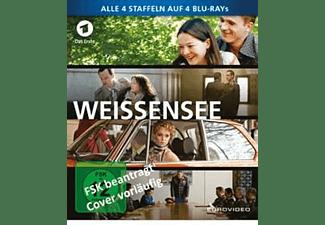 Weissensee - Staffel 1-4 Blu-ray