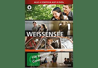 Weissensee - Staffel 1-4 DVD