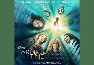 Ramin Djawadi, VARIOUS - A WRINKLE IN TIME  - (CD)