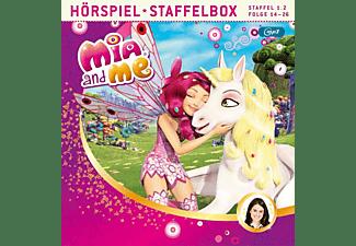 Mia And Me - Staffelbox (Staffel 1.2,Folge 14-26)  - (MP3-CD)