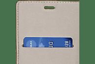 HAMA Guard Case , Bookcover, Huawei, P Smart, Kunstleder, Braun