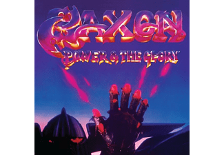 Saxon - Power & the Glory (Deluxe Edition)  - (CD)