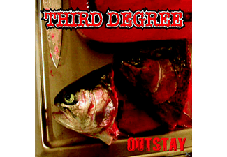 Third Degree - Outstay  - (CD)