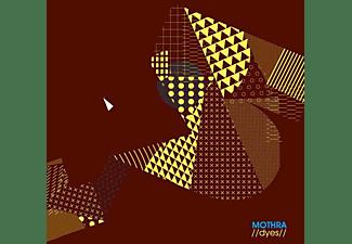 Mothra - Dyes  - (CD)