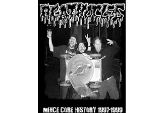 Agathocles - Mince Core History 97-99  - (CD)