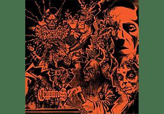 Scaremaker, Crypticus - Split  - (CD)
