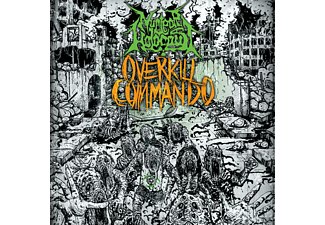 Nuclear Holocaust - Overkill Commando  - (CD)