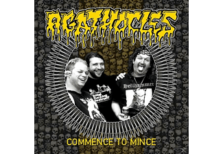 Agathocles - Commence To Mince  - (CD)