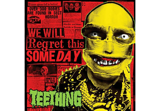 Teething - We Will Regret This Someday  - (CD)