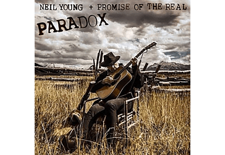 Neil Young + Promise Of The Real - Paradox  - (CD)