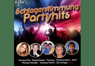VARIOUS - Schlagerstimmung-Partyhits  - (CD)