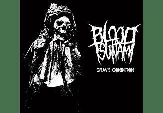 Blood Tsunami - Grave Condition  - (CD)