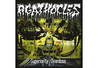 Agathocles - Superiority Overdose  - (CD)