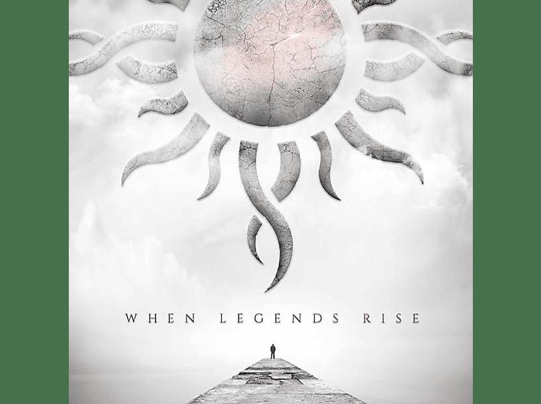 Godsmack - When Legends Rise Vinyl