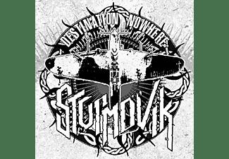 Sturmovik - Destination Nowhere  - (CD)