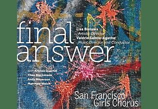 VARIOUS - Final Answer-Chorwerke  - (CD)