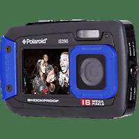 POLAROID iE 090 Digitalkamera Blau, 18 Megapixel, LCD