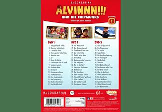 Alvinnn!!! und die Chipmunks - Die komplette 1. Staffel DVD