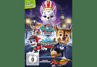 Paw Patrol: Mission Paw DVD