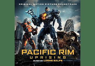 Lorne Balfe - Pacific Rim Uprising  - (CD)