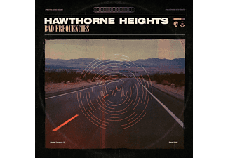 Hawthorne Heights - Bad Frequencies  - (CD)