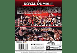Royal Rumble 2018 Blu-ray