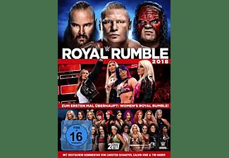 Royal Rumble 2018 DVD