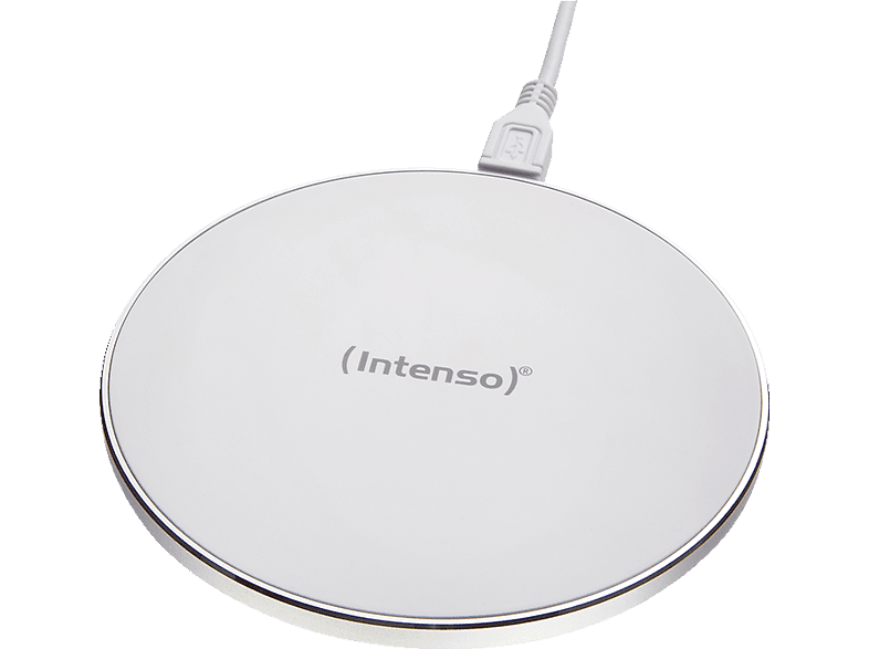 INTENSO WA1, Ladestation, Weiss