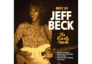 Jeff Beck - Best Of/The Early Years  - (CD + DVD Video)