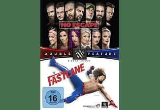 No Escape 2018 + Fastlane 2018 DVD