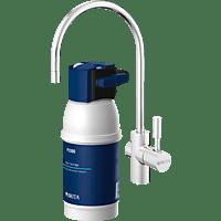 BRITA 065751 mypure P1 Wasserfilter, Chrom glänzend