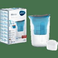 BRITA 076559 Fun Maxtra+ Wasserfilter, blau