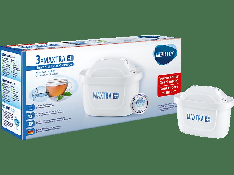 BRITA 075224 Maxtra+ 3er Pack Filterkartusche