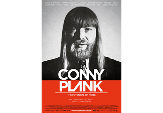 Conny Plank - The Potential of Noise DVD