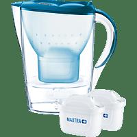 BRITA 095260 Marella, inkl. 2 Maxtra+ Wasserfilter, Petrol