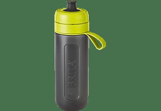 BRITA Trinkflasche fill&go Active, grau/grün