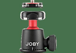 JOBY BallHead 3 K Kugelkopf, Schwarz/Rot, Höhe offen bis 70 mm