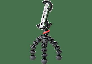JOBY Mobile Mini Dreibein GorillaPod, Schwarz/Rot