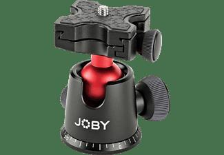 JOBY BallHead 5K Kugelkopf, Schwarz/Rot, Höhe offen bis 85 mm