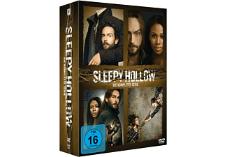 Sleepy Hollow - Die komplette Serie (Staffel 1-4) DVD